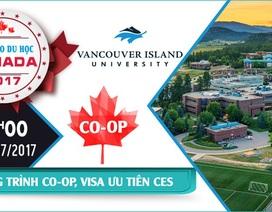 Hội thảo du học Canada – Chương trình CO-OP và Visa ưu tiên gần như tuyệt đối dành cho sinh viên Việt nam