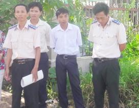 Cục Thi hành án dân sự tỉnh Sóc Trăng thừa nhận có sai sót!