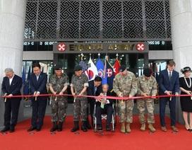 Mỹ sắp hoàn thành căn cứ quân sự 11 tỷ USD tại Hàn Quốc