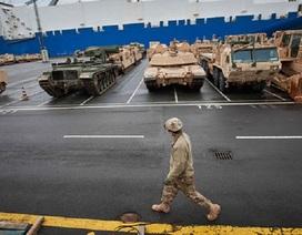 Mỹ rầm rộ đưa vũ khí đến Đông Âu dễ châm ngòi cuộc xung đột với Nga?