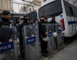 Thổ Nhĩ Kỳ phong tỏa đại sứ quán, lãnh sự quán Hà Lan