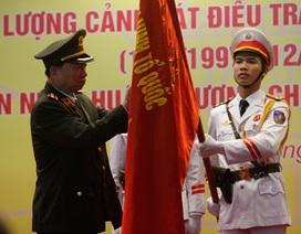 Cục Cảnh sát điều tra tội phạm về ma tuý nhận Huân chương Chiến công hạng Nhất