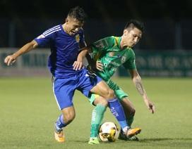 Đánh bại Cần Thơ, CLB Quảng Nam lên ngôi đầu V-League
