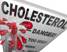Phát hiện mối liên quan giữa canxi và cholesterol
