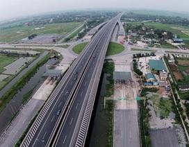 Trình Quốc hội thông qua Dự án đường bộ cao tốc Bắc - Nam