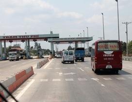 TPHCM lo ngại việc kéo dài thời gian thu phí cao tốc Trung Lương