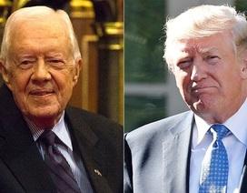 Ông Jimmy Carter: Truyền thông đang bất công chưa từng có với Tổng thống Trump