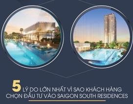 """Giải mã thành công của dự án """"bán chạy"""" nhất Nam Sài Gòn hiện nay"""
