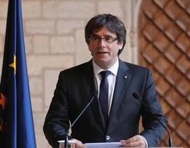 Cựu Thủ hiến Catalonia chạy sang Bỉ sau khi bị cáo buộc hàng loạt tội danh