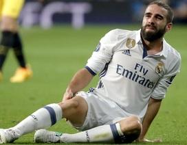 Real Madrid trả giá cực đắt sau chiến thắng trước Atletico