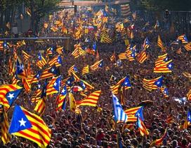 Catalonia đòi độc lập: Những ngọn lửa ly khai âm ỉ ở châu Âu