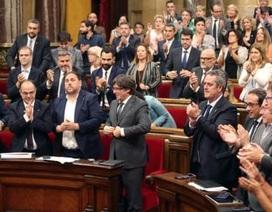 Catalonia đòi ly khai khỏi Marid, kịch bản phân rã châu Âu