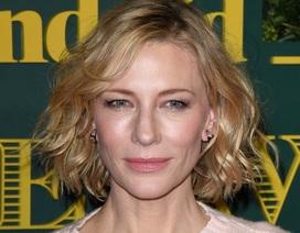 Cate Blanchett: 48 tuổi da vẫn căng mịn