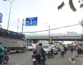 """TPHCM: Cầu vượt Gò Mây """"về đích"""" sớm, giúp giảm ùn tắc giao thông cửa ngõ phía Tây"""