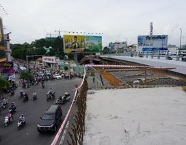Dự án giải cứu Tân Sơn Nhất bị đình chỉ được phép thi công trở lại