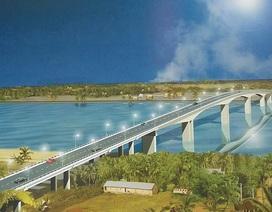 """Phó Thủ tướng tháo """"xung đột"""" chiều cao cầu vượt sông Văn Úc"""