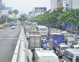 """""""Kẹt xe ở Tân Sơn Nhất là chuyện đương nhiên"""""""