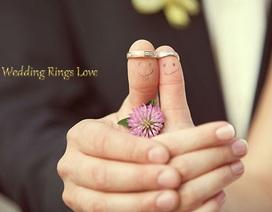 Tiết lộ bí mật khó tin về ngón tay đeo nhẫn cưới