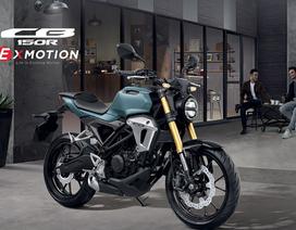 Honda chính thức cho ra mắt mẫu Scrambler Café 150cc