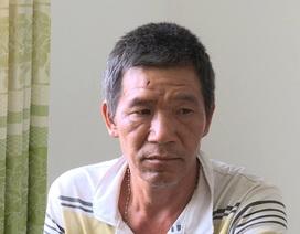 Cha dượng thiêu chết con gái riêng của vợ