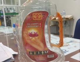 Chuyên gia cảnh báo mối nguy chết người vì uống nhầm hóa chất ở trẻ em