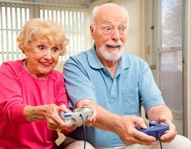 Trò chơi điện tử kết hợp vận động giúp tăng cường não bộ cho người già