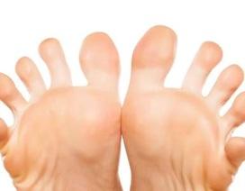 Bàn chân tiết lộ điều gì về sức khỏe?
