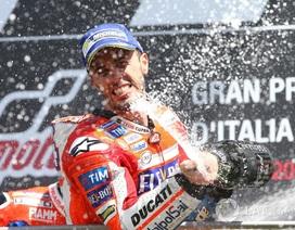 Chiến thắng đầy cảm xúc của Dovizioso tại chặng 6 ở Mugello