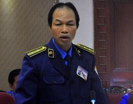 """Người tố Chánh Thanh tra Sở GTVT Hà Nội """"bảo kê"""" xe quá tải đề nghị được bảo vệ"""