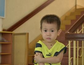Bé trai 2 tuổi bị bỏ rơi trước Bệnh viện Từ Dũ lúc nửa đêm