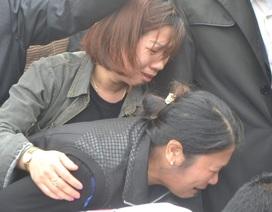Nghẹn ngào tiễn bé gái bị sát hại tại Nhật về đất mẹ