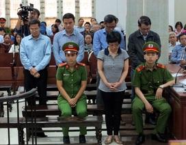 Cựu ĐBQH Châu Thị Thu Nga kháng cáo toàn bộ bản án sơ thẩm