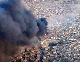 IS cho nổ tung thánh đường Hồi giáo ở Iraq