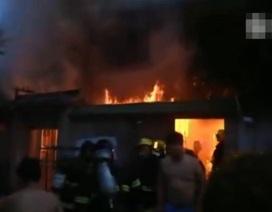 Cháy nhà ở Trung Quốc, ít nhất 22 người chết