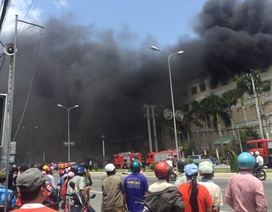 Vụ công ty may cháy suốt 5 ngày ở Cần Thơ: Thiệt hại 400 tỷ đồng