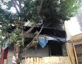 Nhiều người hô hoán, chủ cửa hàng phở mới biết nhà mình cháy