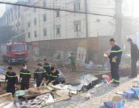 Vụ cháy lớn ở Cần Thơ: Hàng nghìn người cần được hỗ trợ