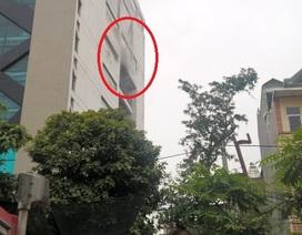 Hà Nội: Cháy tại tòa nhà 9 tầng, cư dân hoảng loạn
