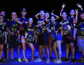Giải chạy việt dã ban đêm đặc sắc tại TPHCM