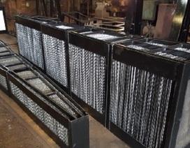 Chế tạo thành công bộ sấy khí cho nhà máy nhiệt điện