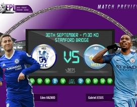 Chelsea - Man City: Phô diễn thanh thế