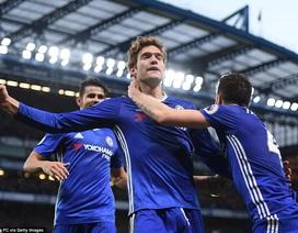 Thắng đậm Middlesbrough, Chelsea áp sát ngôi vô địch Premier League
