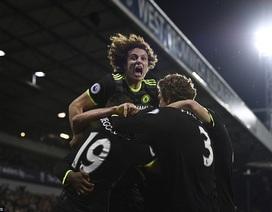 Niềm hạnh phúc vỡ òa của Chelsea sau khi vô địch Premier League