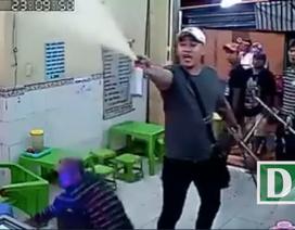 Đã xác định lai lịch nhóm thanh niên đập phá quán kem ở trung tâm Sài Gòn