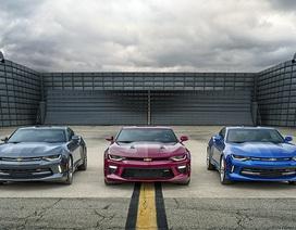 Chevrolet Camaro - Hồi sinh nhờ màn bạc Hollywood