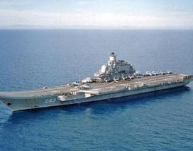 Chi tiết kế hoạch lột xác tàu Đô đốc Kuznetsov