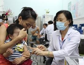 2 trẻ bị viêm não Nhật Bản do chưa tiêm vắc xin