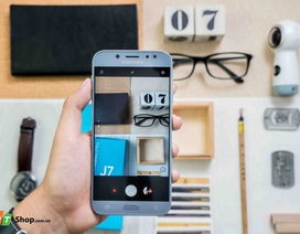 Galaxy J7 Pro 3 màu sắc mới giá 6,9 triệu đồng