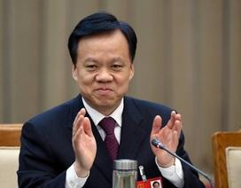 """""""Ngôi sao đang lên"""" trên chính trường Trung Quốc làm bí thư Trùng Khánh"""