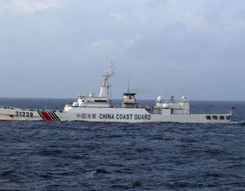Nhật Bản lo ngại Trung Quốc tìm cách đặt tên các thực thể gần vùng tranh chấp